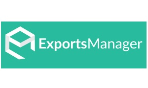 EXPORTS MANAGER LOGO