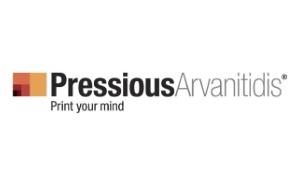 pressious arvanitidis logo