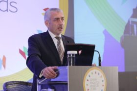 Χαιρετισμός:  Κωνσταντίνος Ουζούνης, General Manager, Ethos Media S.A.