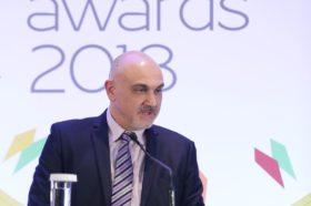 Ομιλία: Δρ. Γιώργος Ξηρογιάννης, Διευθυντής Βιομηχανίας, Αναπτυξιακών Πολιτικών και Δικτύων, ΣΕΒ σύνδεσμος επιχειρήσεων και βιομηχανιών