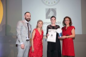 A: SPECIAL EXPORTS AWARDS / Top Greek Export Company 2018 - SILVER: Δ. ΔΡΑΚΟΥΛΑΚΗΣ