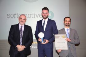A: SPECIAL EXPORTS AWARDS / Τοp Innovation in Exports - GOLD: SOFTOMOTIVE