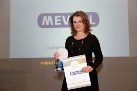 C: TOP EXPORT BRANDS / Top Branded Export Product - GOLD: MEVGAL