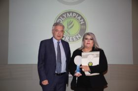 C: TOP EXPORT BRANDS / Top Export Company Brand - SILVER: OLYMPIAN GREEN