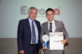 C: TOP EXPORT BRANDS / Top Export Packaging - BRONZE: EUROPA PROFIL ΑΛΟΥΜΙΝΙΟ