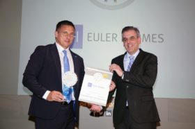 D: TOP EXPORT ASSISTANCE COMPANIES / Top Export Insurance Partner - GOLD: EULER HERMES HELLAS