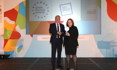 Τοp Innovation in Exports_Silver_Software Competitiveness International
